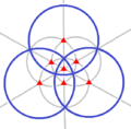 Disdyakis dodecahedron stereographic D3 pyritohedral.png