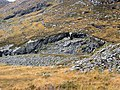 Disused quarry by the Fannich track - geograph.org.uk - 274038.jpg