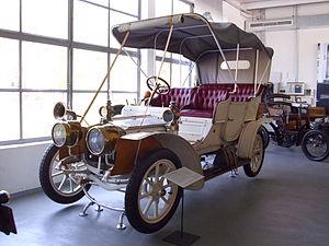 Automobilwerk Eisenach - 1911 Dixi tourer