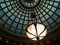 Dome Interior of Chicago Public Library.JPG