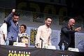 Dominic Cooper, Ruth Negga, Joseph Gilgun & Graham McTavish (36177894675).jpg