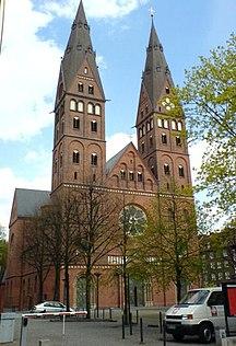 Amburgo-Monumenti e luoghi d'interesse-Domkirche Sankt Marien Hamburg