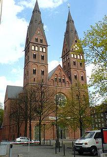 Roman Catholic Archdiocese of Hamburg archdiocese