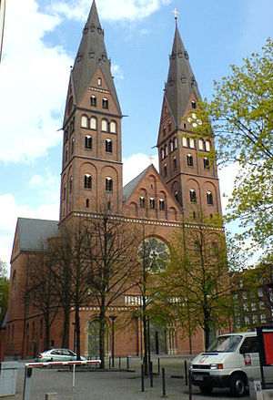 Roman Catholic Archdiocese of Hamburg - Cathedral of Our Lady, Hamburg