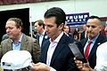 Donald Trump, Jr. with supporters (30573044526).jpg