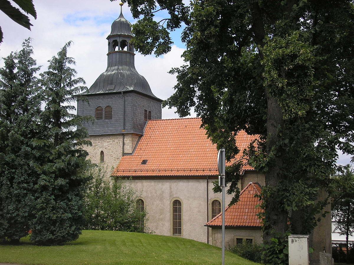 Alte Kirche (Leinefelde) - Wikipedia
