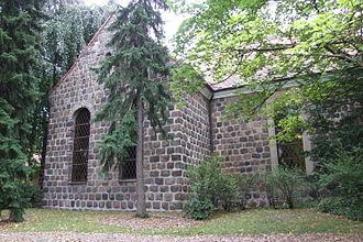 Rudow - Image: Dorfkirche Rudow 02