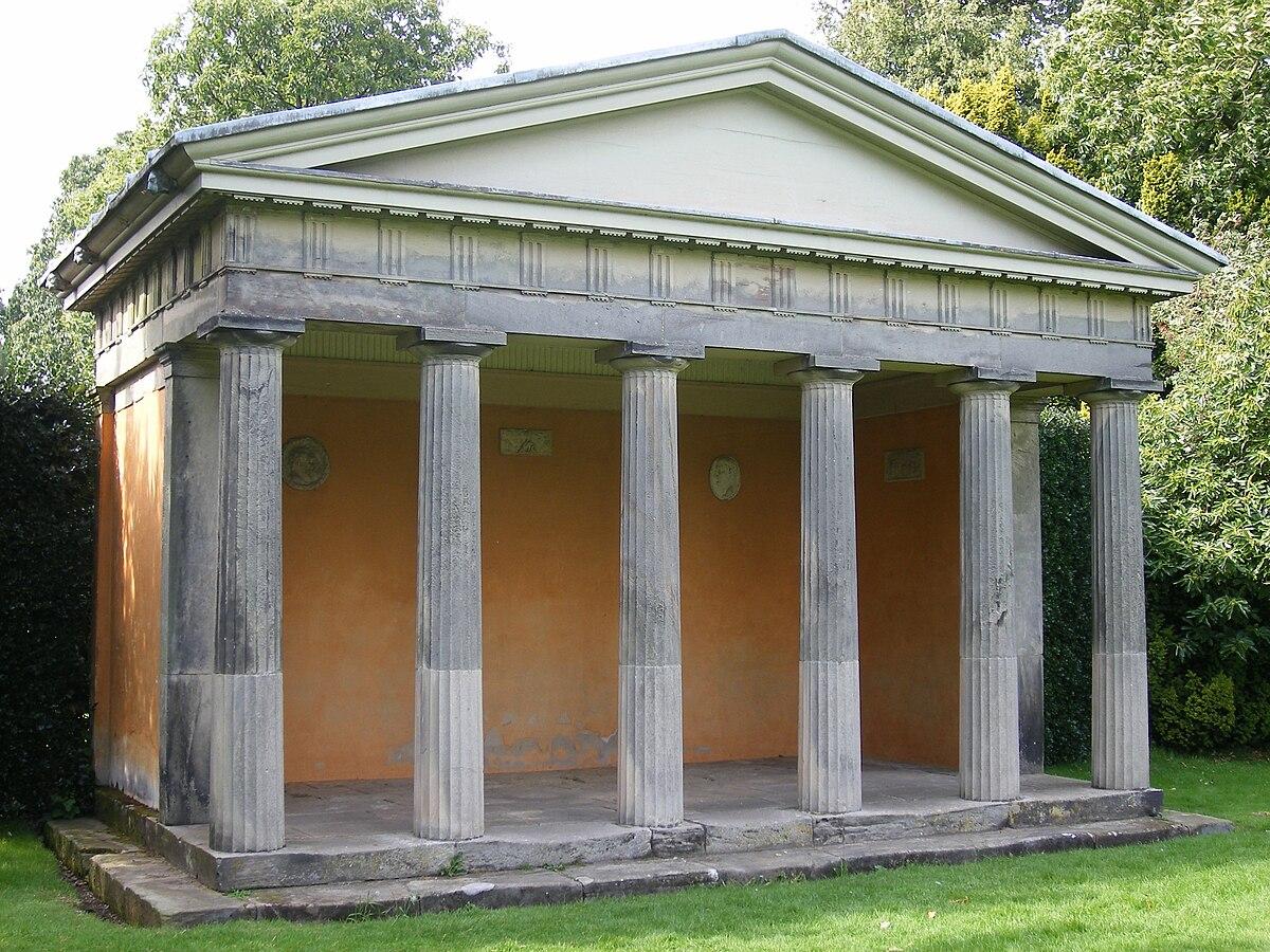Doric Temple, Shugborough Hall.jpg