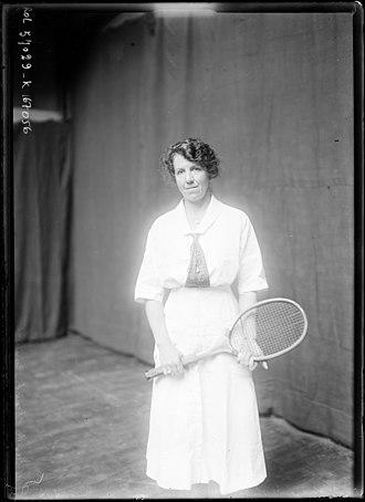 Dorothy Holman - Image: Dorothy Holman 1919