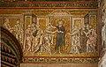 Doubting Thomas mosaic - Cathedral of Monreale - Italy 2015.JPG