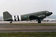 Douglas C-47 Skytrain 1985