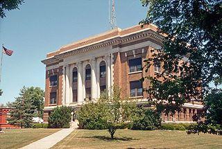 Douglas County Courthouse (South Dakota) United States historic place