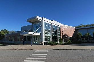 Douglas, Massachusetts - Douglas High School