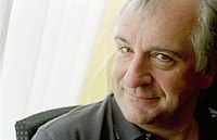 The late, great, Douglas Adams (from the Wikipedia)