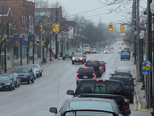 Downtown Stouffville