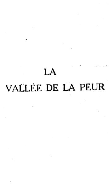 File:Doyle - La Vallée de la peur.djvu