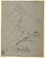Drawing, Summit of Mt. Nebo, Utah, 1891–92 (CH 18189913).jpg