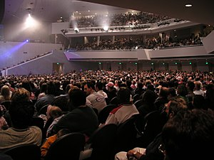Dream City Church - Worship in 2007