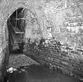 Droogstaand scheprad onder molen polderzijde - Almkerk - 20007383 - RCE.jpg
