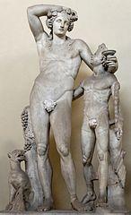 דיוניסוס וסטיר ותיקן