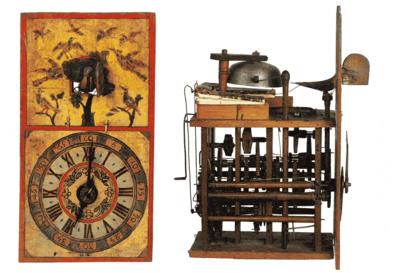 Resultado de imagen de Resultado de imagen de En la segunda mitad del siglo XIII aparecen los primeros relojes mecánicos