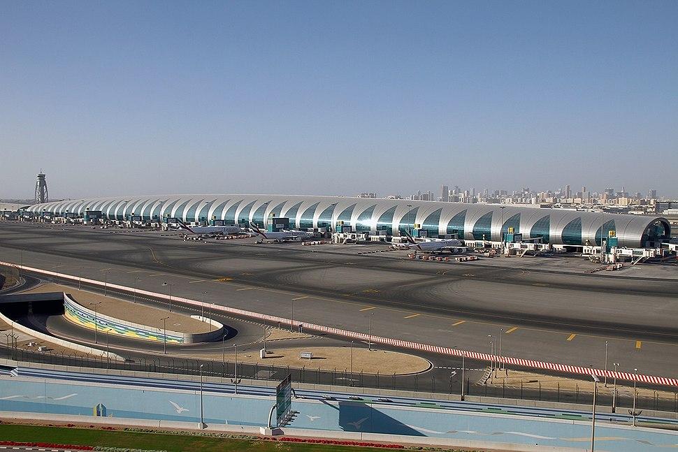 Dubai - International (DXB - OMDB) AN1885939