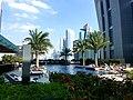 Dubai - JW Marriot marquis Dubai - Outdoor Swimming Pool 6th floor - JW ماريوت ماركيز دبي - حوض سباحة داخلي 6th الكلمة - panoramio (1).jpg