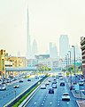 Dubai road by mahshooq badiadka.jpg