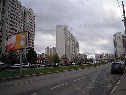 How to get to Дубравная Улица with public transit - About the place