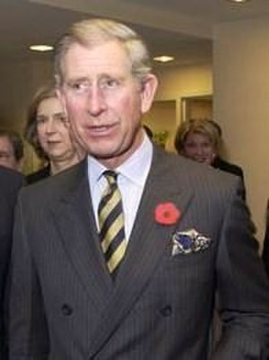 Black spider memos - Charles, Prince of Wales, in 2005