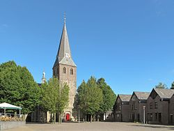 Die Remigiuskerk in Duiven