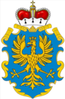 Dukes of Teschen Coat of Arms.png