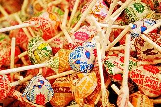 Dum Dums (lollipop) - Assorted wrapped Dum Dums