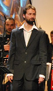 Christophe Dumaux French classical countertenor