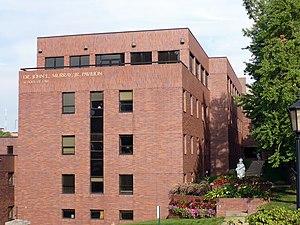 Duquesne University School of Law - The Dr. John E. Murray, Jr. Pavilion