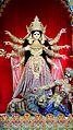 Durga Maa Images - Durga Maa assassinating Mahishasura.jpg
