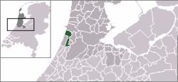 Vị trí của Bloemendaal