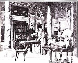 Duvelleroy - Duvelleroy Boutique. 19th century