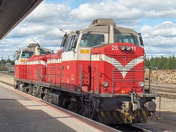 Kolari railway station - Wikipedia