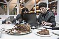 Dzień Wikipedii 2017 fot. Krzysztof Szewczyk CC BY 4.0 Medialab Katowice (10) (32365013815).jpg