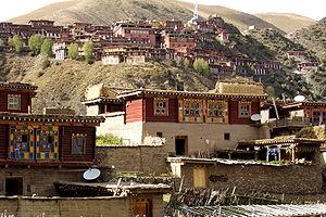 Dêgê County - Dzongsar Monastery