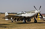 EGSU - North American P-51D Mustang - N351MX The Hun Hunter - Texas (43234824064).jpg