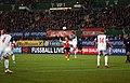 EM-Qualifikationsspiel Österreich-Russland 2014-11-15 052 Roman Shirokov Christoph Leitgeb.jpg