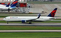 N192DN - B763 - Delta Air Lines