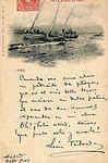 EN LA PLAYA DE VIGO, Eugenio Krapf, Luis Taboada, 1901.jpg