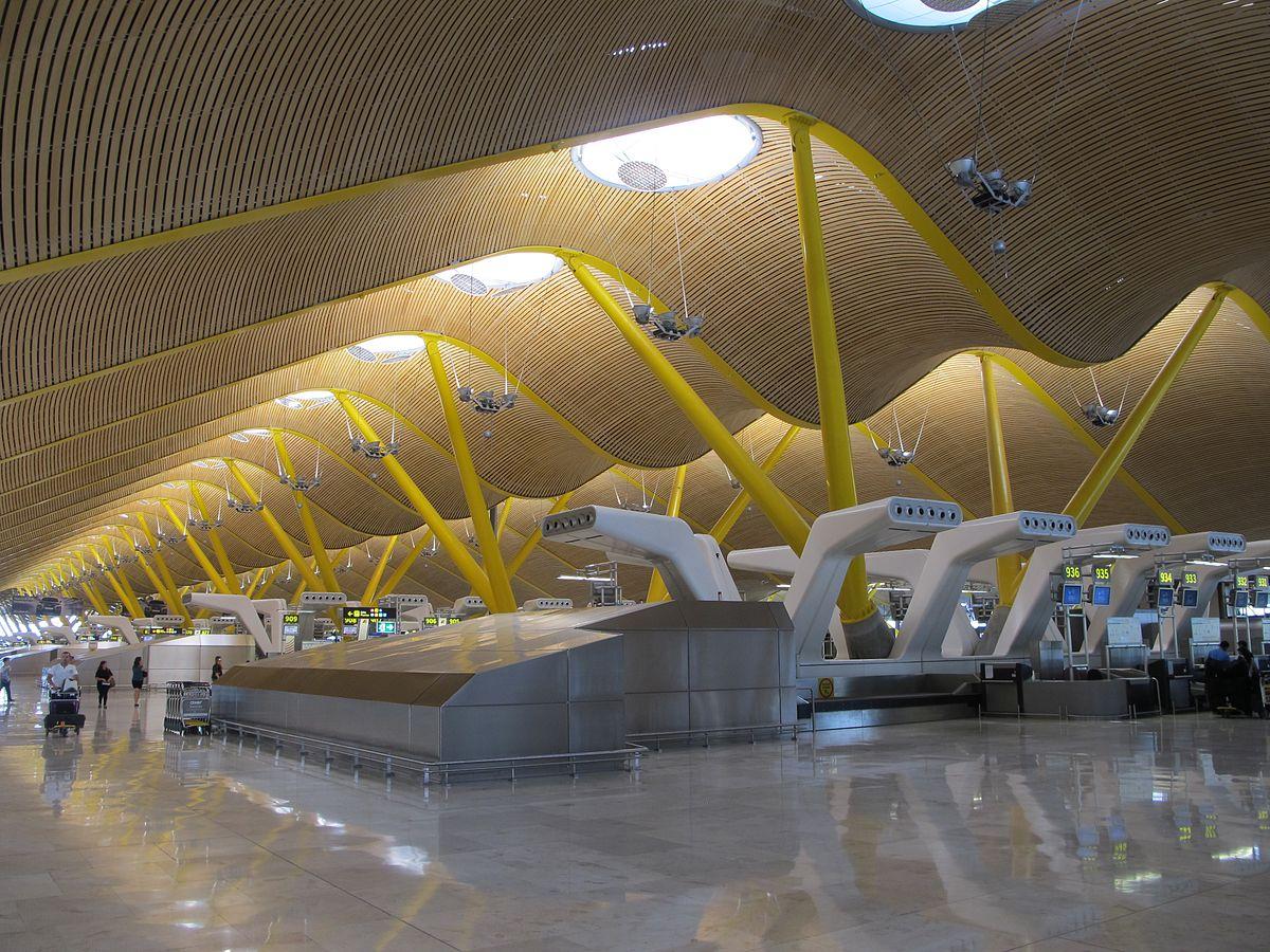 Flughäfen Madrid