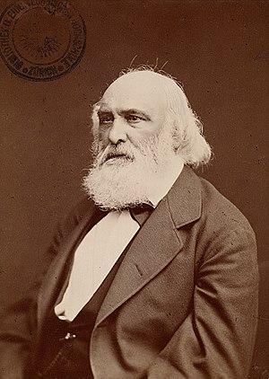 Gottfried Kinkel - Gottfried Kinkel, 1880