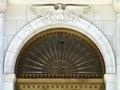 Eagle door detail, Federal Building and U.S. Custom House, Denver, Colorado LCCN2010719098.tif