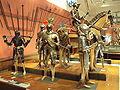 Earl of Pembroke display, Kelvingrove Museum, Glasgow - DSC06247.JPG