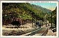 East portal of Hoosac Tunnel 1928 postcard.jpg